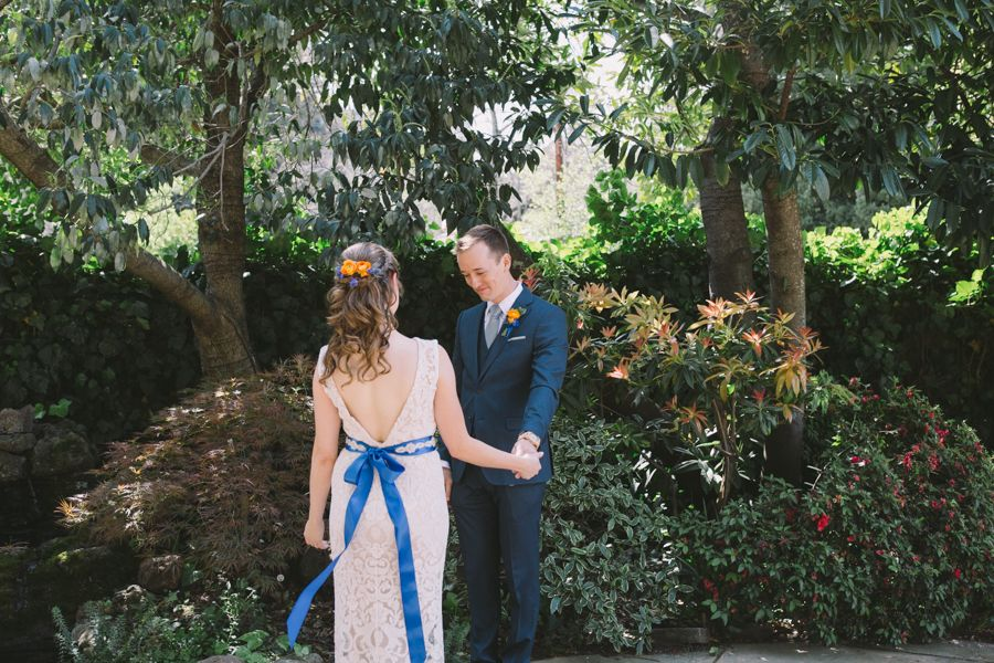 Jess + Graham: Marin Art & Garden Center Wedding Photography - Hayley Anne Photography | Hayley Anne Photography
