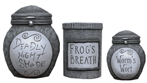 Nightmare Before Christmas Tim Burton Movie Ceramic Storage Nightmare Before Christmas Christmas Jars Before Christmas
