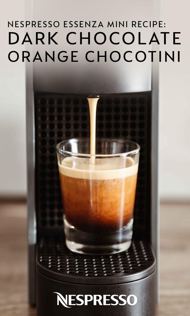 Nespresso Double Espresso Chocotini Recipe Runway Chef Nespresso Recipes Coffee Recipes Espresso Recipes