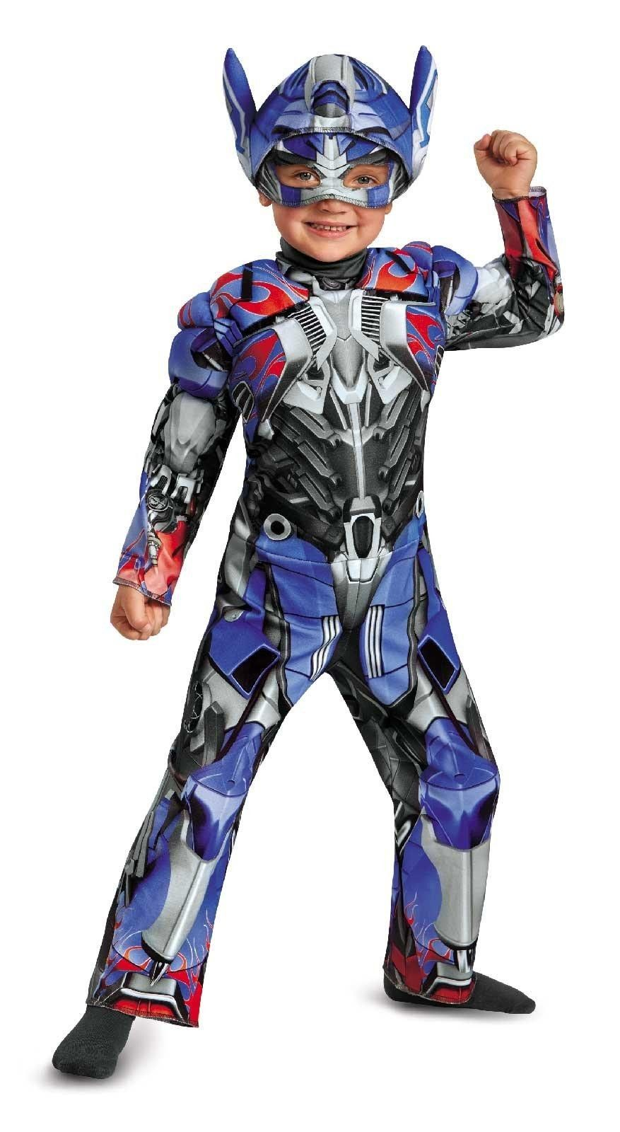 Transformers Age of Extinction - Optimus Prime Toddler Muscle ...
