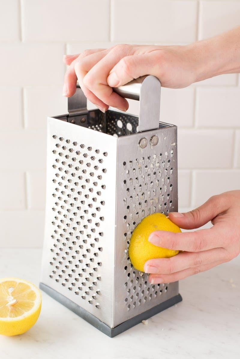 The Best Way To Clean a Cheese Grater | Cheese grater, Grater and Cheese