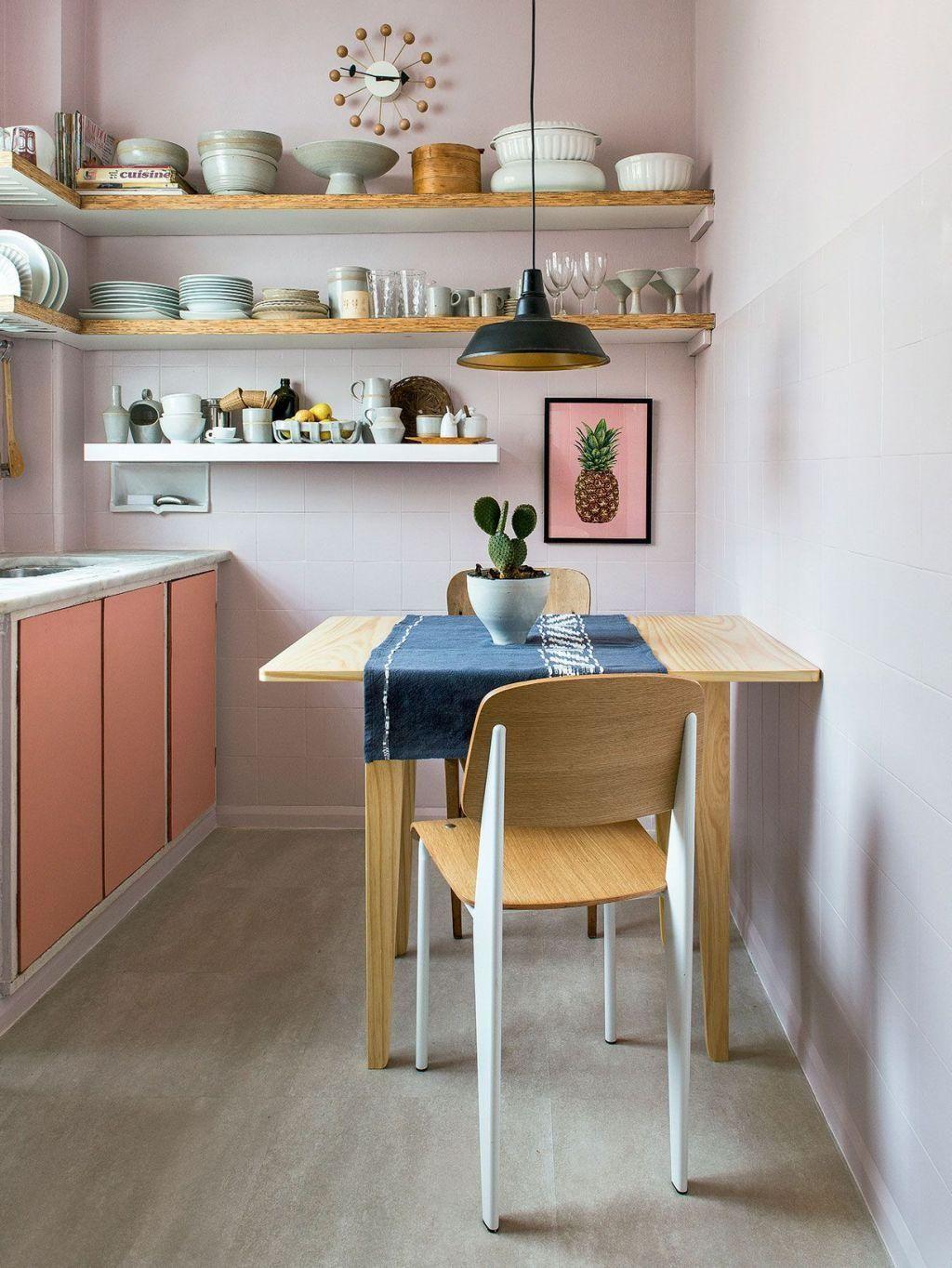 Einfache Küche: 60 schöne und günstige Dekoration Tipps | Zuhause ...