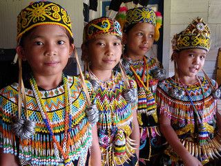 Indigenous Peoples Of The World The Kenyah Borneo Indigenous Peoples People