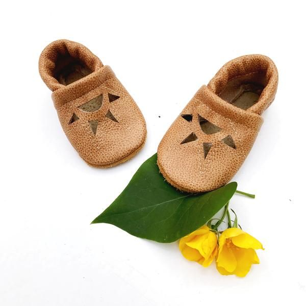 4d69cfb80505c Cashew Sunrise Sandals Shoes Baby and Toddler – Starry Knight Design ...