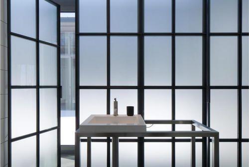 Architecture · Home In Bromont | Bathroom ~ Architect Paul Bernier