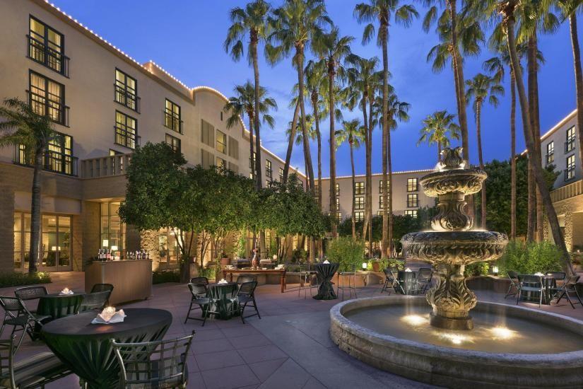 Tempe Mission Palms A 3.5 Star Hotel, 60 E 5TH ST