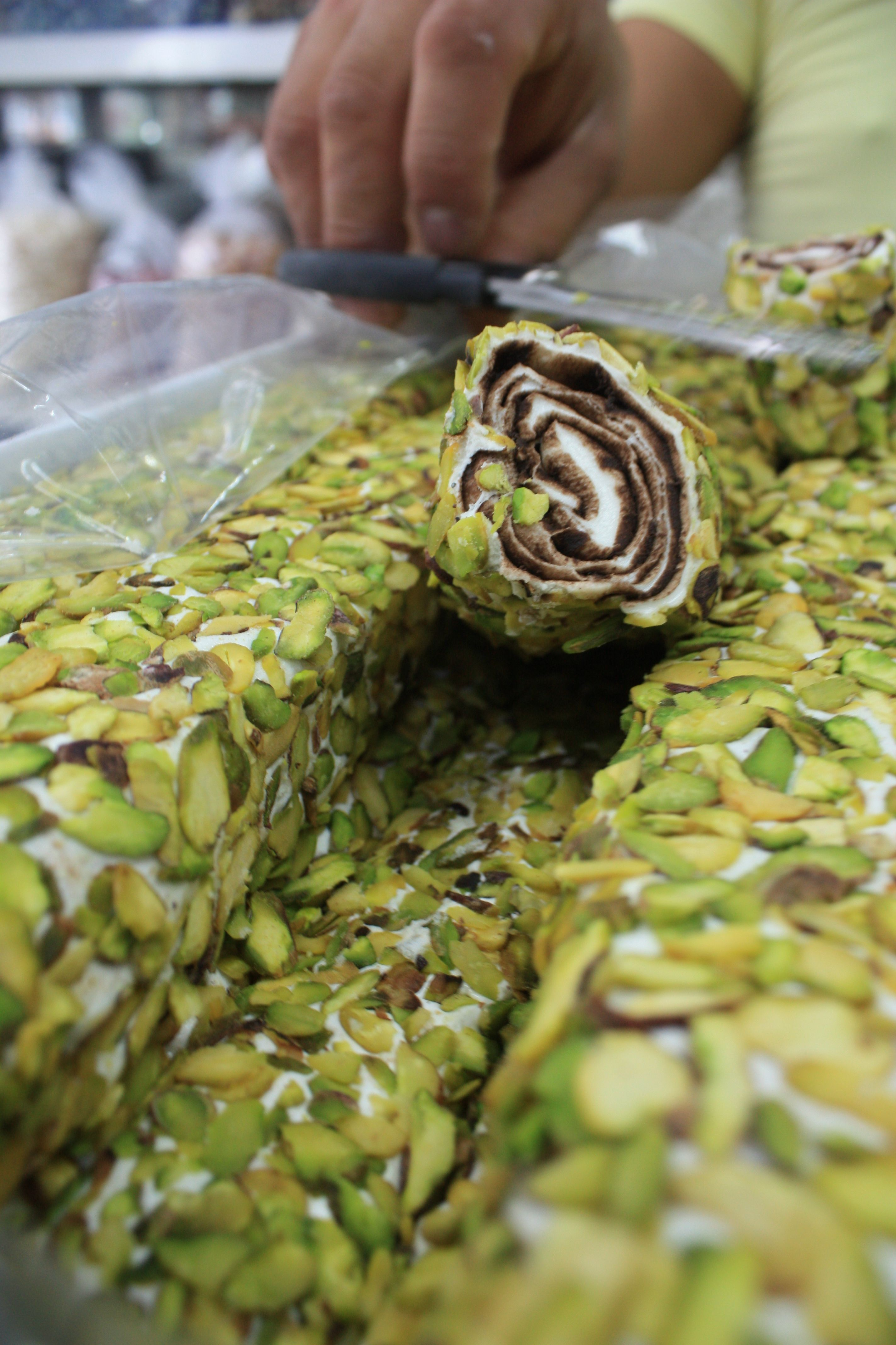 how to make turkish delight chocolate