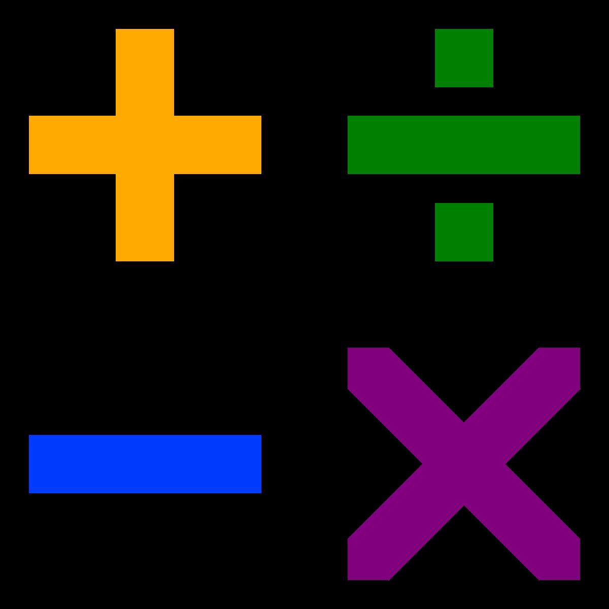 Math Symbolism