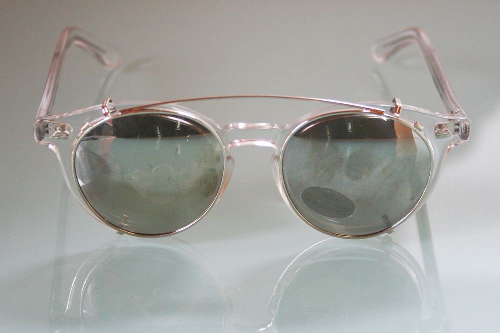 clear ray bans uk