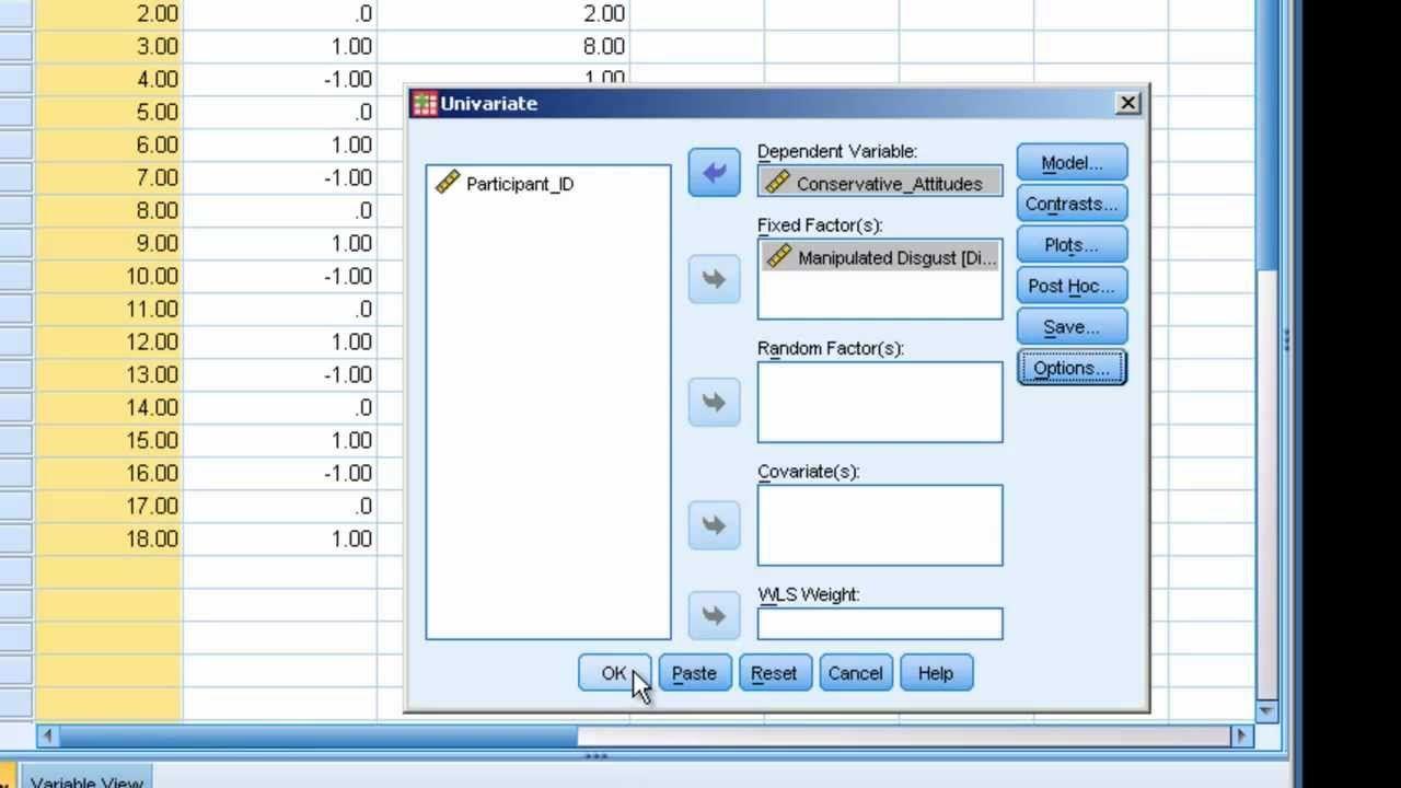 Effect Size Youtube Program Evaluation Statistical Analysis Analysis