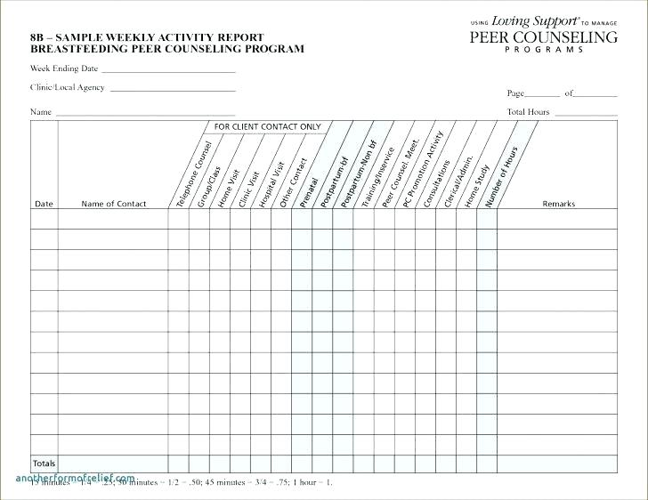 Daily Activity Report Template Excel from i.pinimg.com