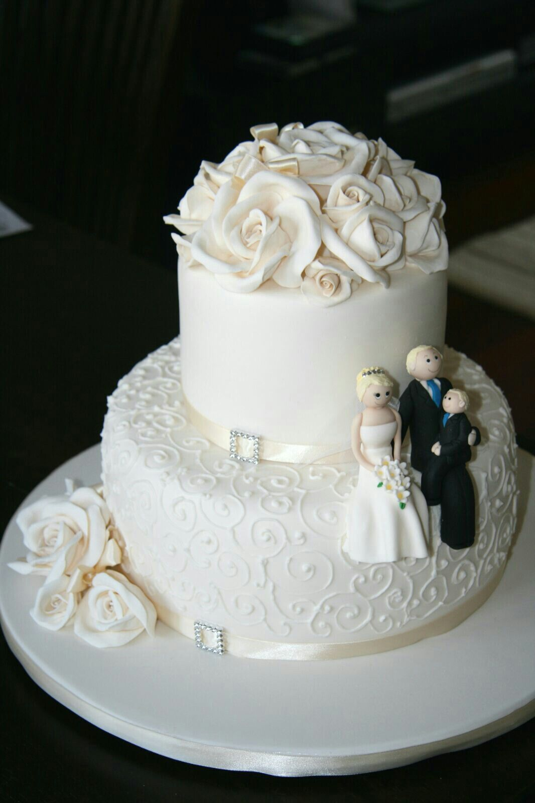 Pin by Sarah Dawkins on Cakes | Pinterest | Wedding cake and Cake