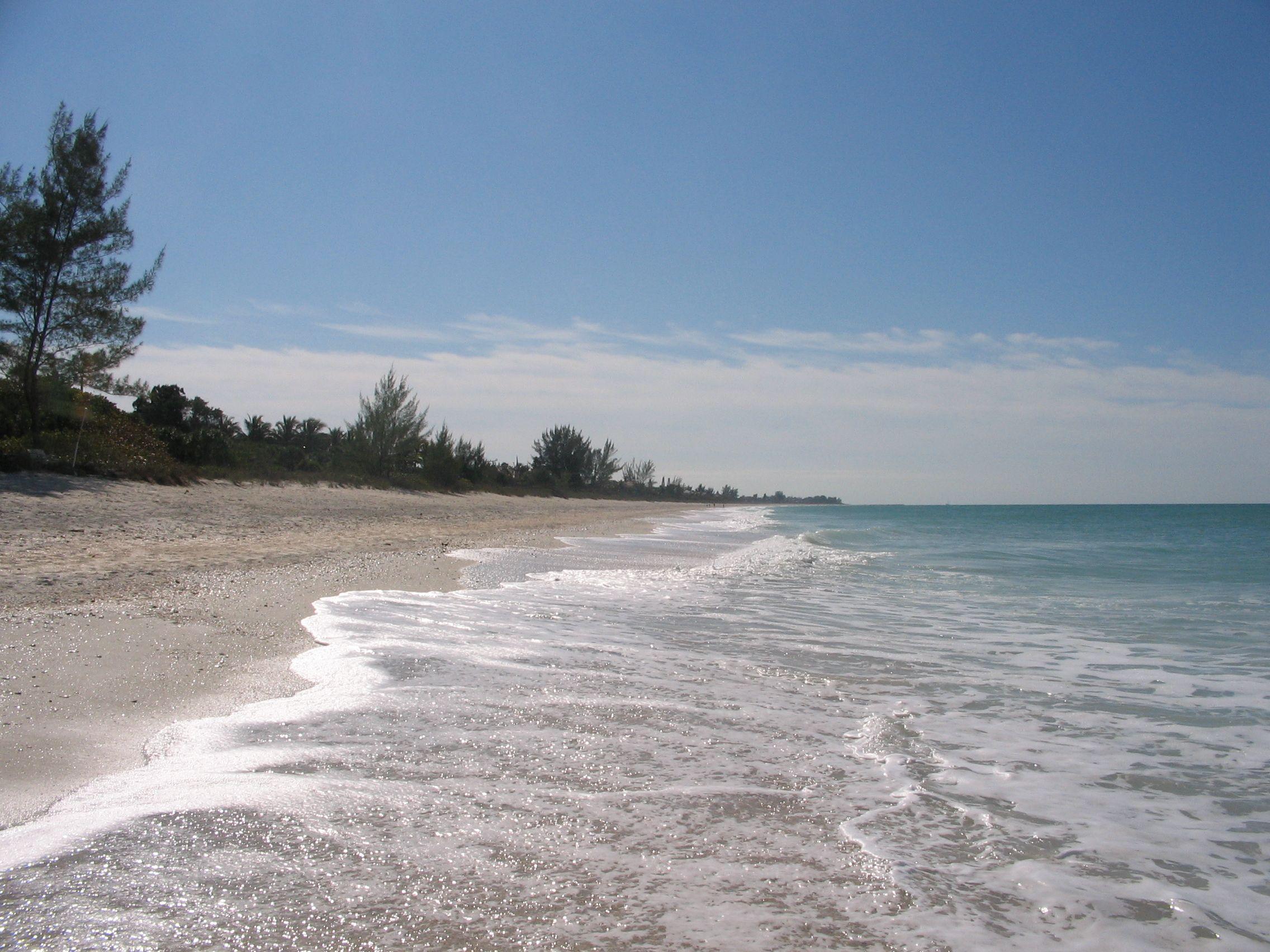 Picture Of Nokomis Casey Key Beach