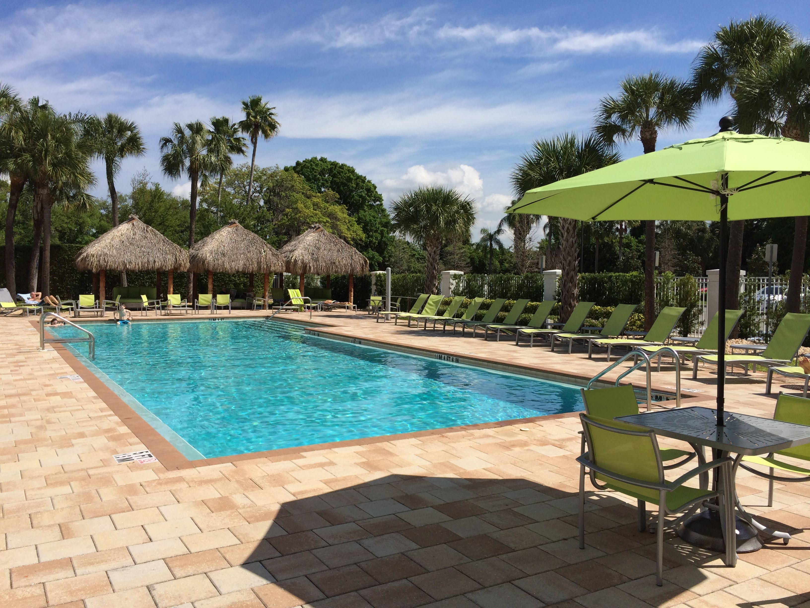 New Pool And Patio Furniture  Crowne Plaza Tampa Westshore