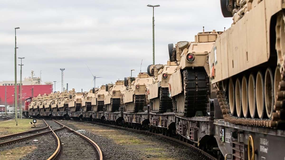 Panzer Rollen Durch Deutschland