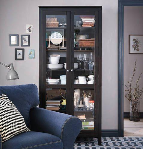 Kitchen Decor Catalogs: Styling INSIDE A Cabinet........IKEA Catalog 2015