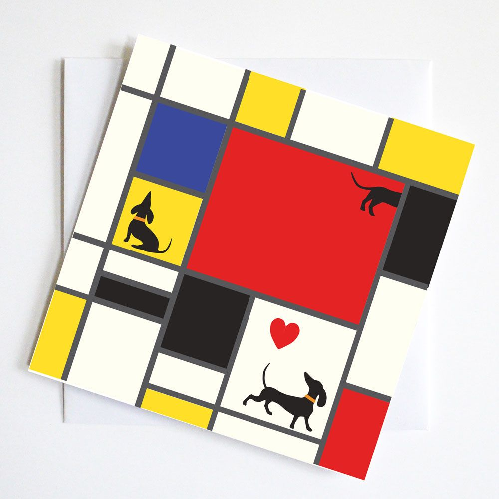 Greeting Cards - London Pooch