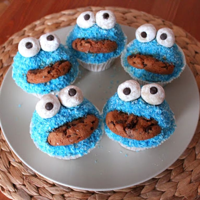 Photo of Krümelmonster-Muffins: Dieses Rezept gelingt super einfach!