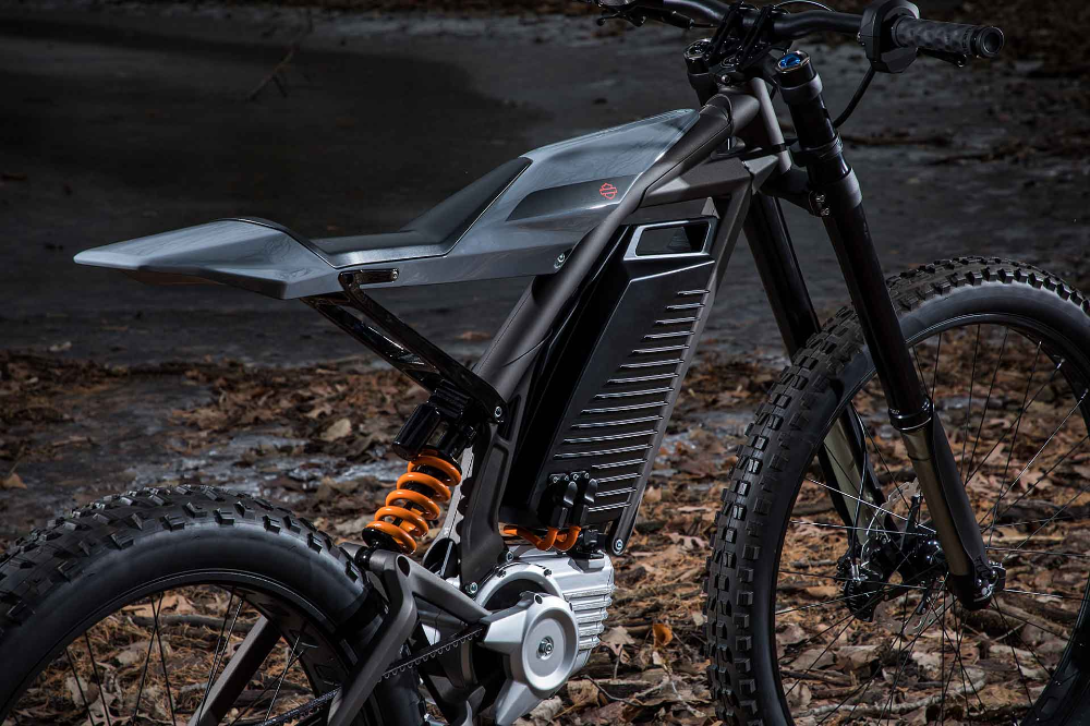 Harley Davidson Electric Bike Concepts In 2020 Electric