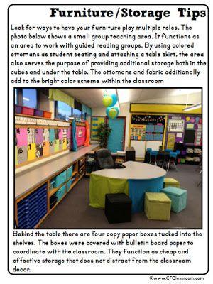 Classroom Decor Tips & Ideas | Crafts | Classroom decor