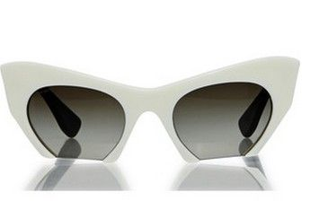 b6c0b57df5 MI MIU New Miu Miu sunglasses  Miu Miu https   www.tradesy .com accessories mi-miu-new-miu-miu -rasoir-semi-rimless-cat-eye-3313714  tref closet