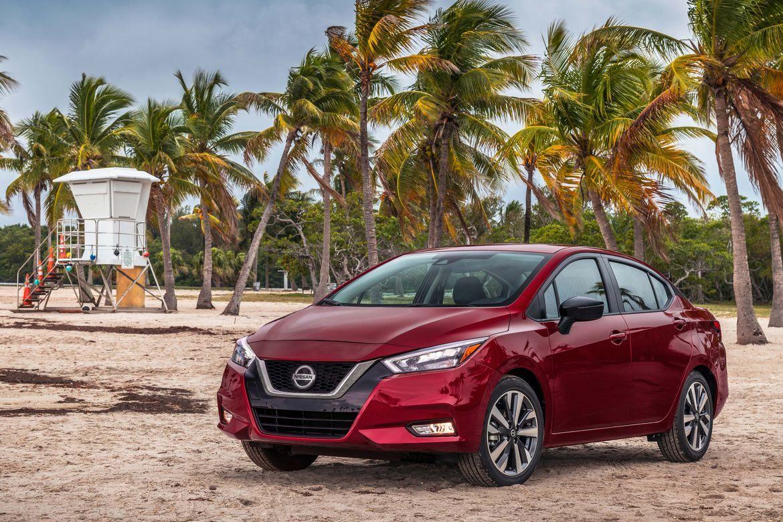 Nissan Versa Sedan Provides Return Against Entry Level Exit To