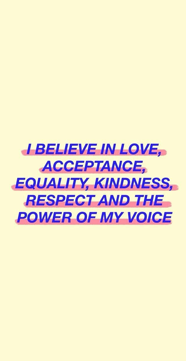 Me Too Feminist Quotes Equality I Believe In Love