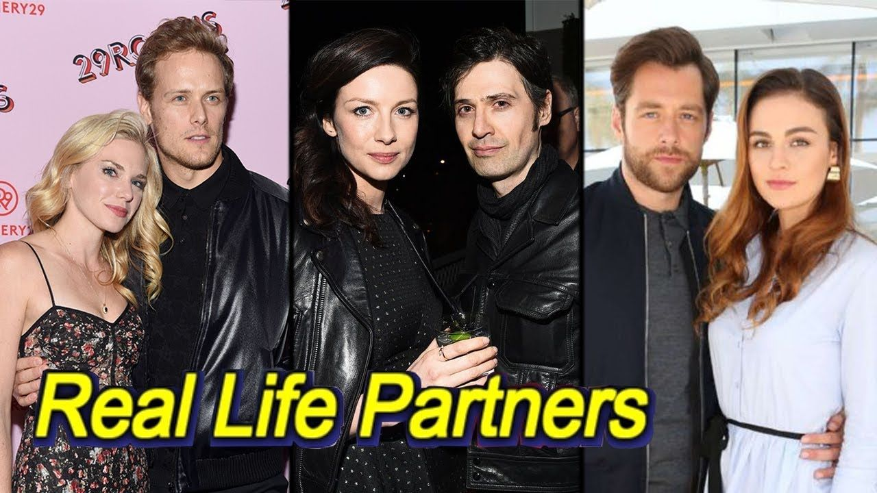 Real Life Partners Of Outlander Actors Sam Heughan Girlfriend
