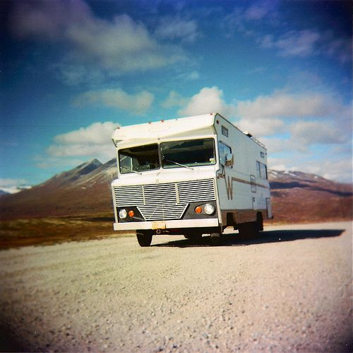 Winnebago love!! Cross country in this someday