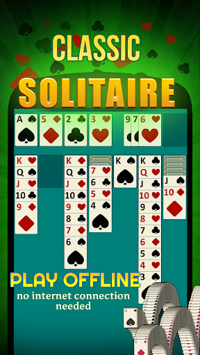 Solitaire Offline Card Games 4.3.5 APK MOD OBB Android