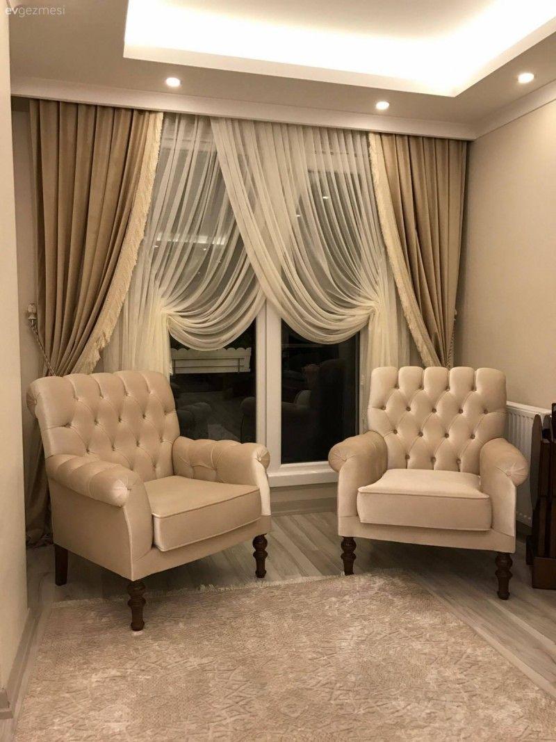 Modern curtain designs for bedroom sakin renkler sofistike bir dekor hilal hanımın salonu  stuff