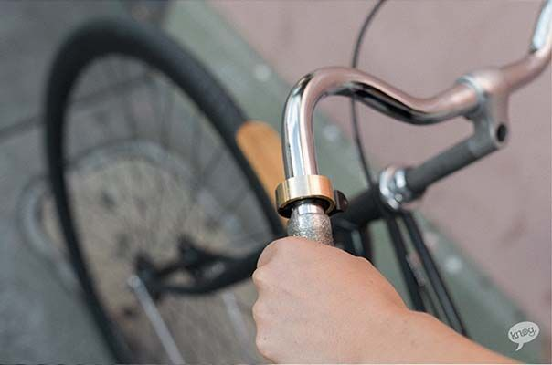 The Qi Bike Bell Delivers Elegant Look And Charming Chord