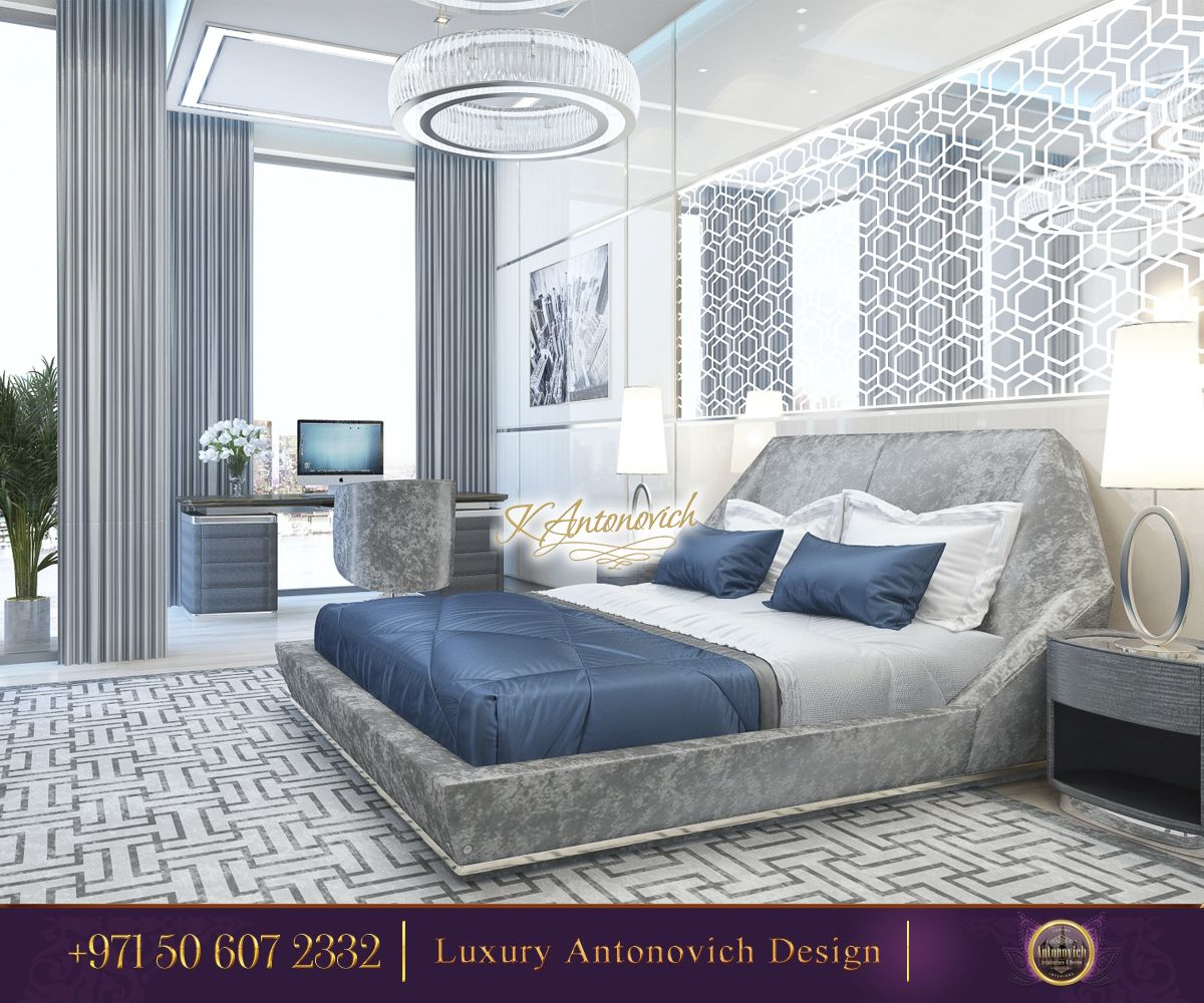 Sophisticated Retreat Where You Can Relax Timeless Comfort And Harmony Contact Us For Mo Luxury Bedroom Design Luxurious Bedroom Design Master Bedroom Design