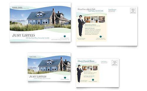 Real Estate Postcard Marketing For Better Business Prospects