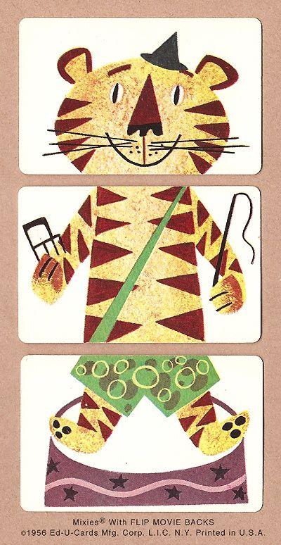 Imprimibles para recortar: puzzles de personajes de circo   circ ...