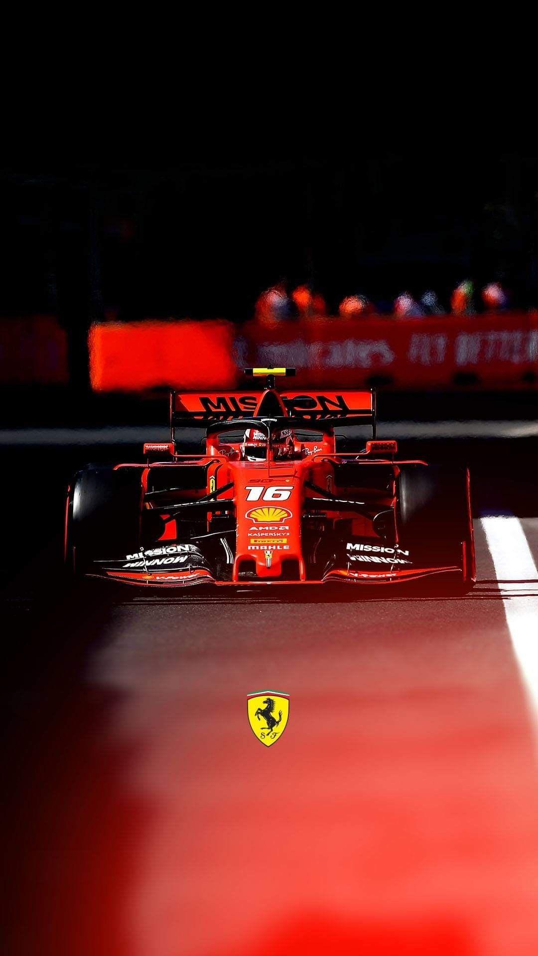 Pin em Scuderia Ferrari Formula 1