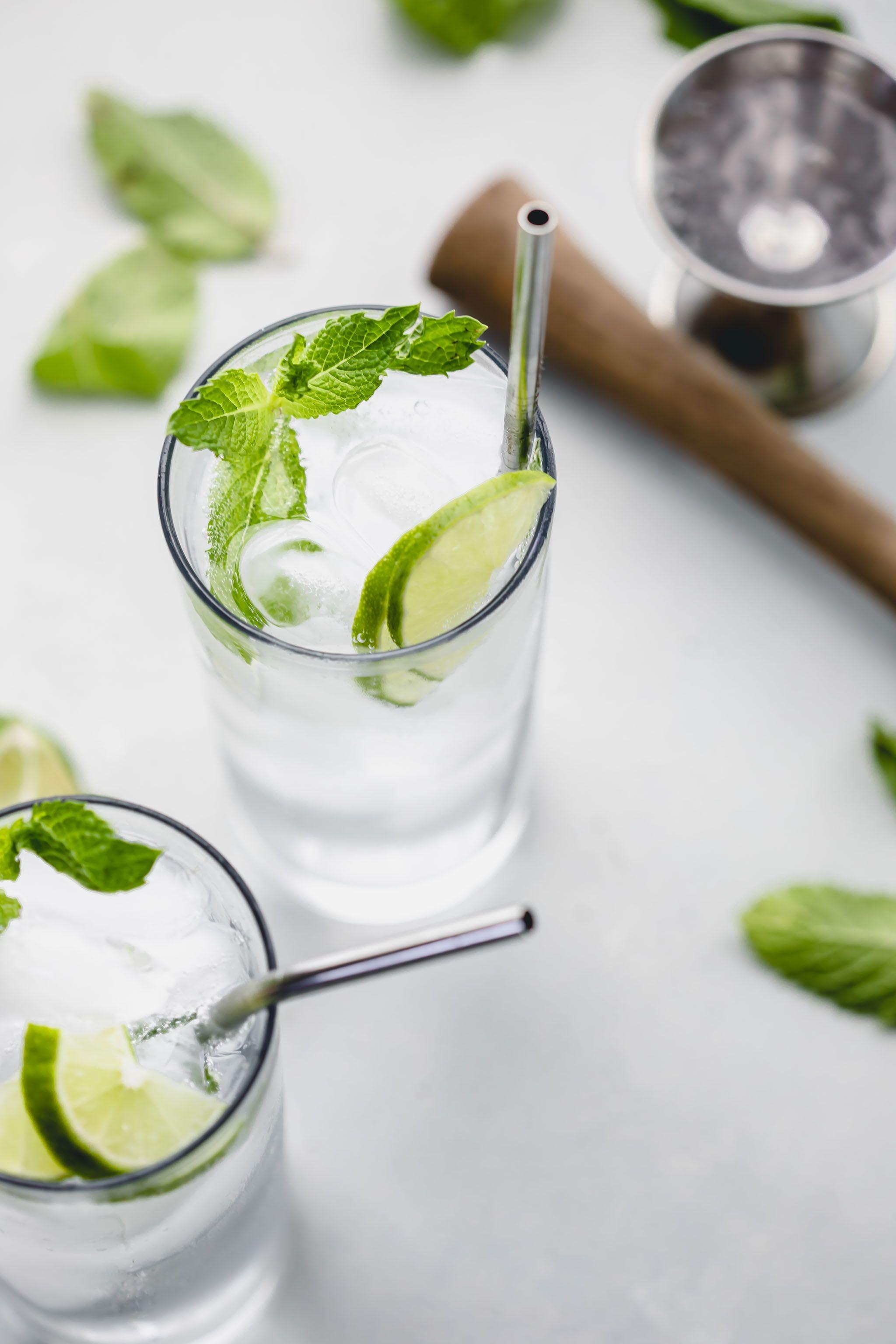 Easy Mojito Recipe In 2020 Mojito Recipe Easy Mojito Recipe Best Mint Julep Recipe