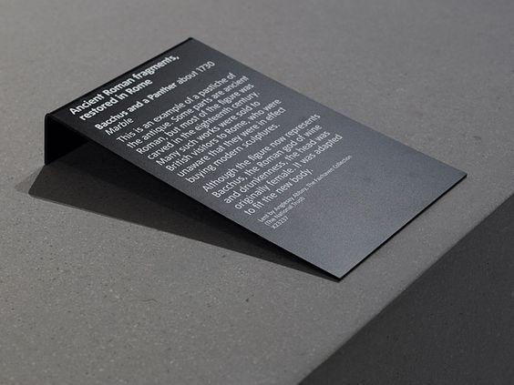 Exhibition Stand Design Brief Template : Exhibition design display exhibit label