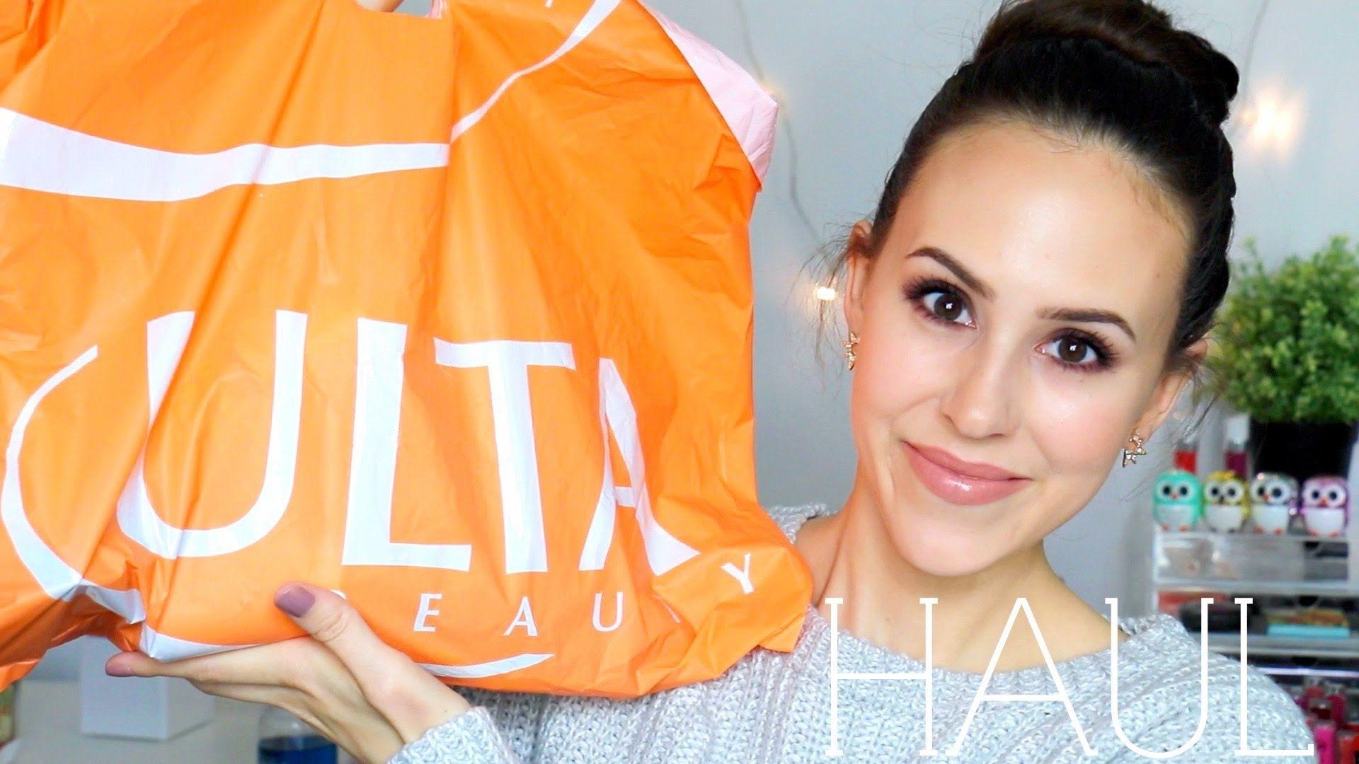 Ulta Haul 2015 Makeup & Beauty Beauty with Emily Fox
