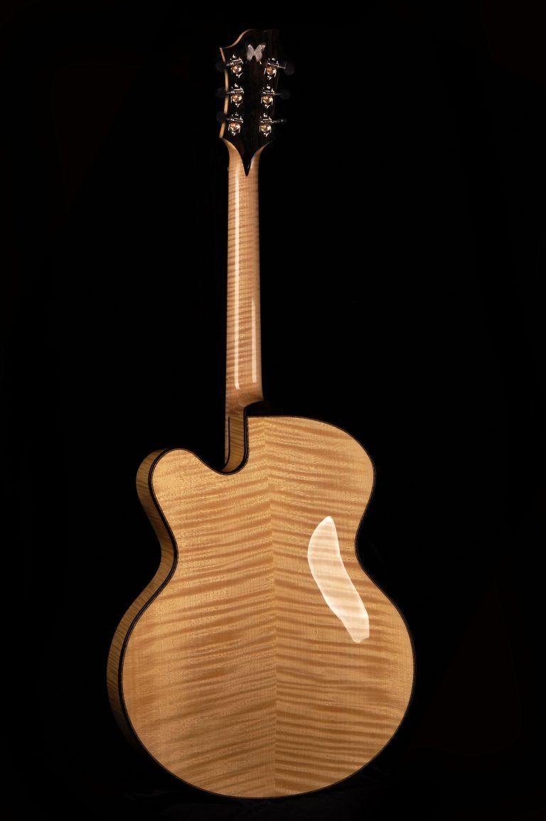 Http Koentoppguitars Com Blog A Chicagoan In Melbourne Guitar Design Custom Guitars Archtop Guitar