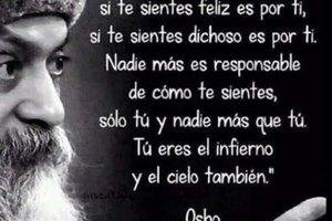 Osho - Castellano - 14 Frases