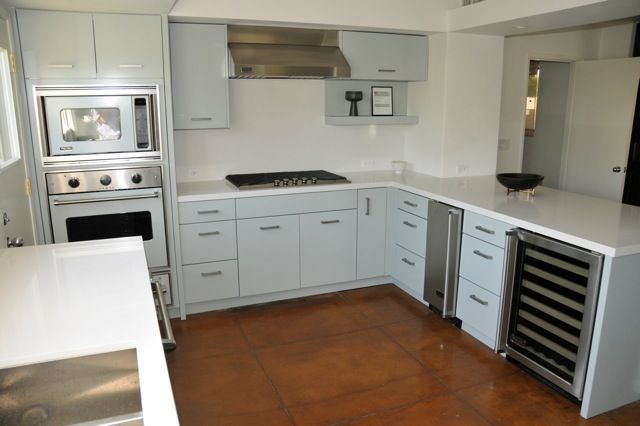 St Charles Steel Kitchen Cabinets Are Restored To Frank Sinatra S