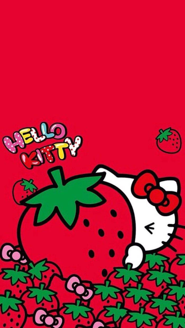 Good Wallpaper Hello Kitty Strawberry - 2841d53e22f29e98d173e4f1c67b0f69  2018_3135.jpg