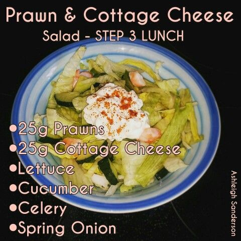 Prawn & Cottage Cheese Salad step3