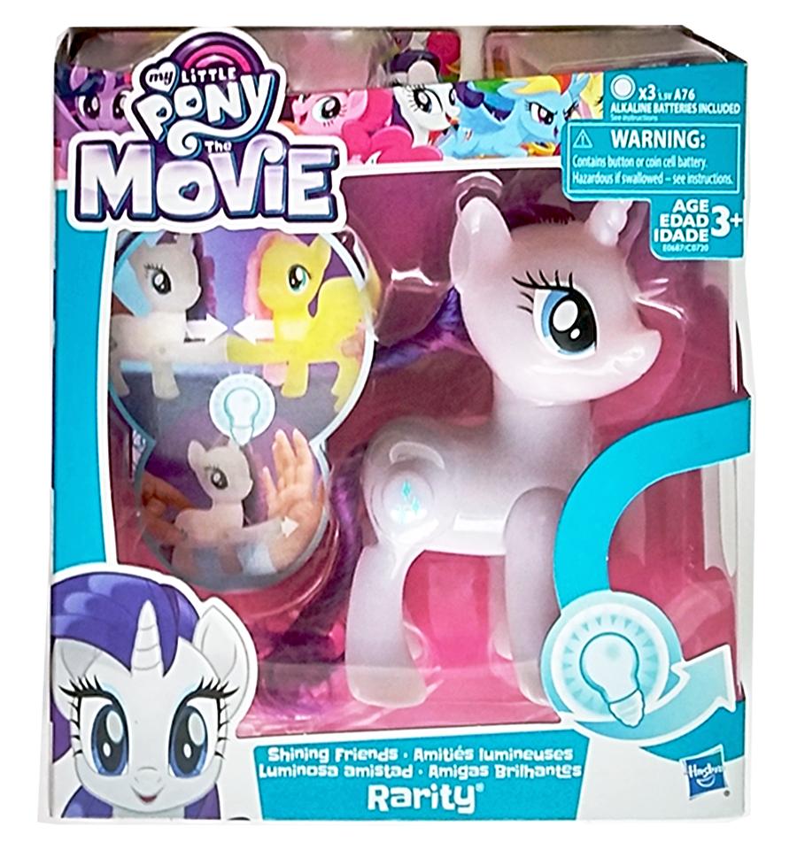 My Little Pony Shining Friends Rarity Figure My Little Pony My