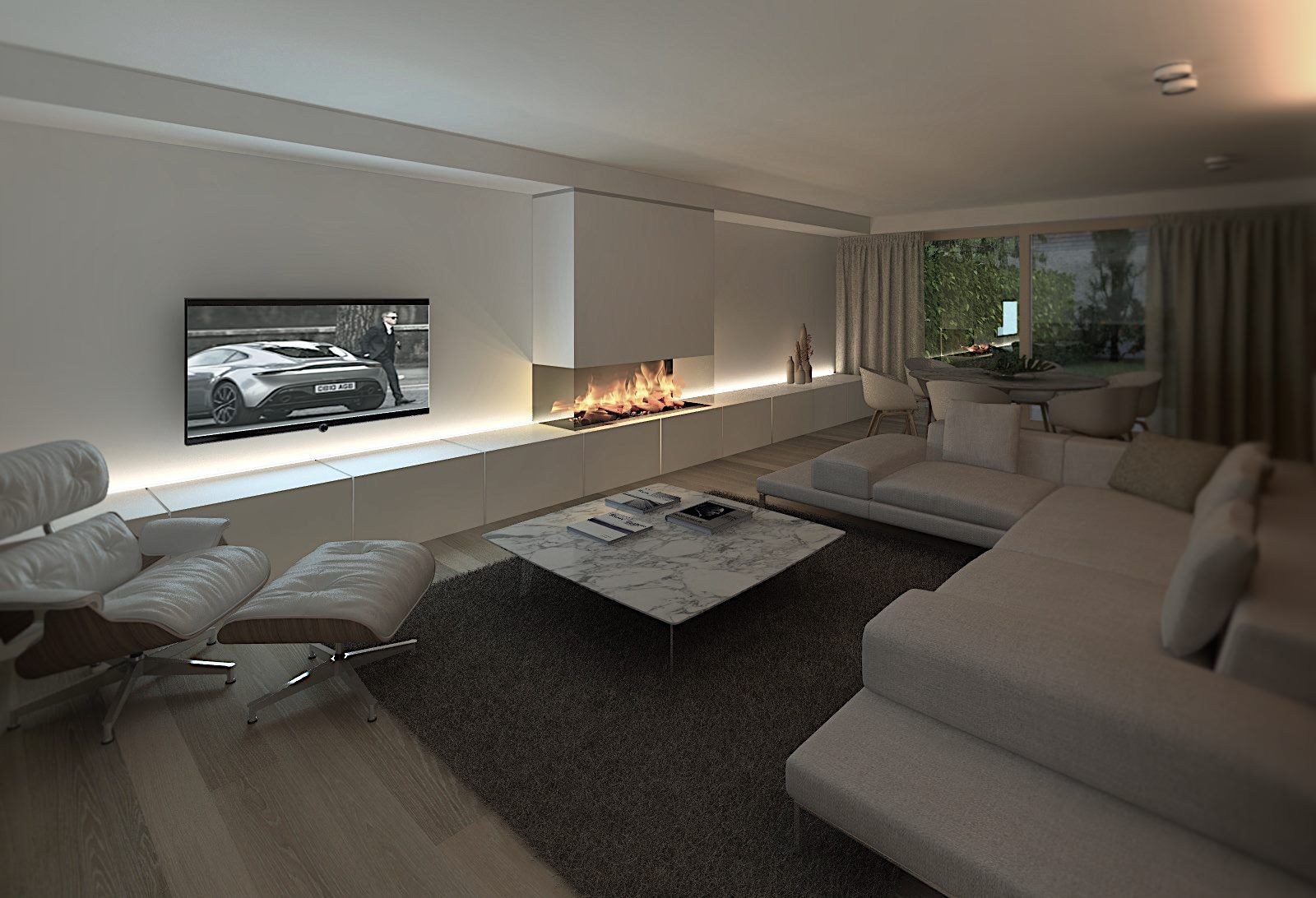 Pin by GB inspires on Interiors | Pinterest | Living rooms ...