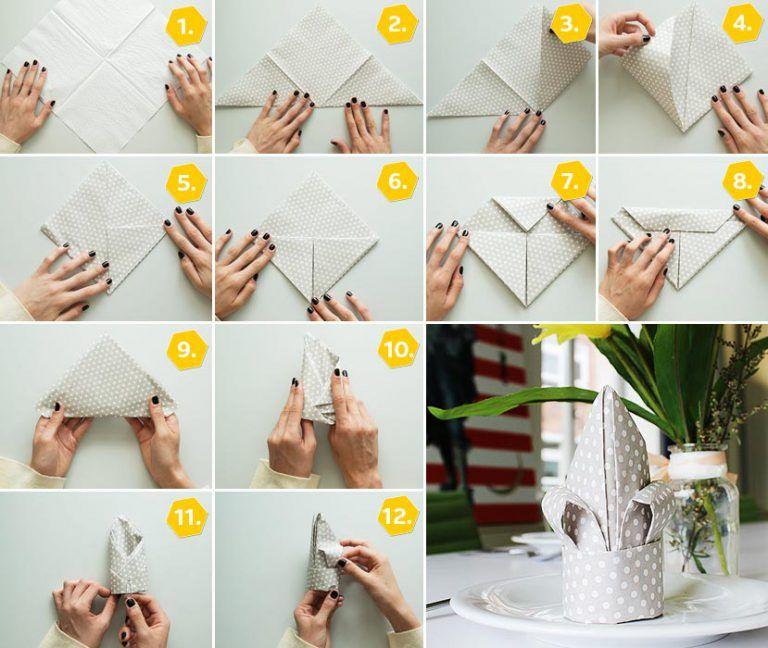 servietten falten einfach 15 anleitungen f r jeden anlass video servietten falten anleitung. Black Bedroom Furniture Sets. Home Design Ideas
