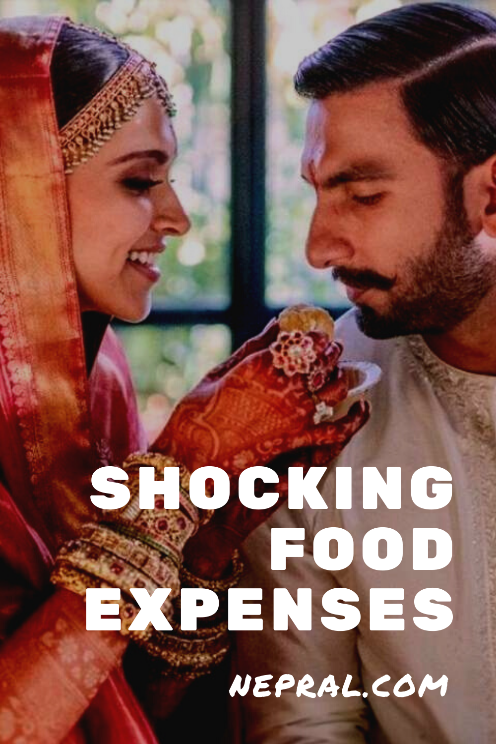 Deepika Padukone And Ranveer Singh Monthly Food Expenses Ranveer Singh Deepika Padukone Singh