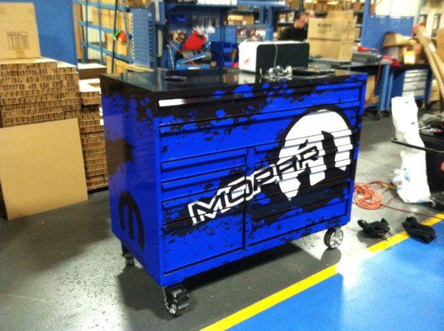 Custom Vinyl Tool Box Misc Wrap Solutions Vehicle