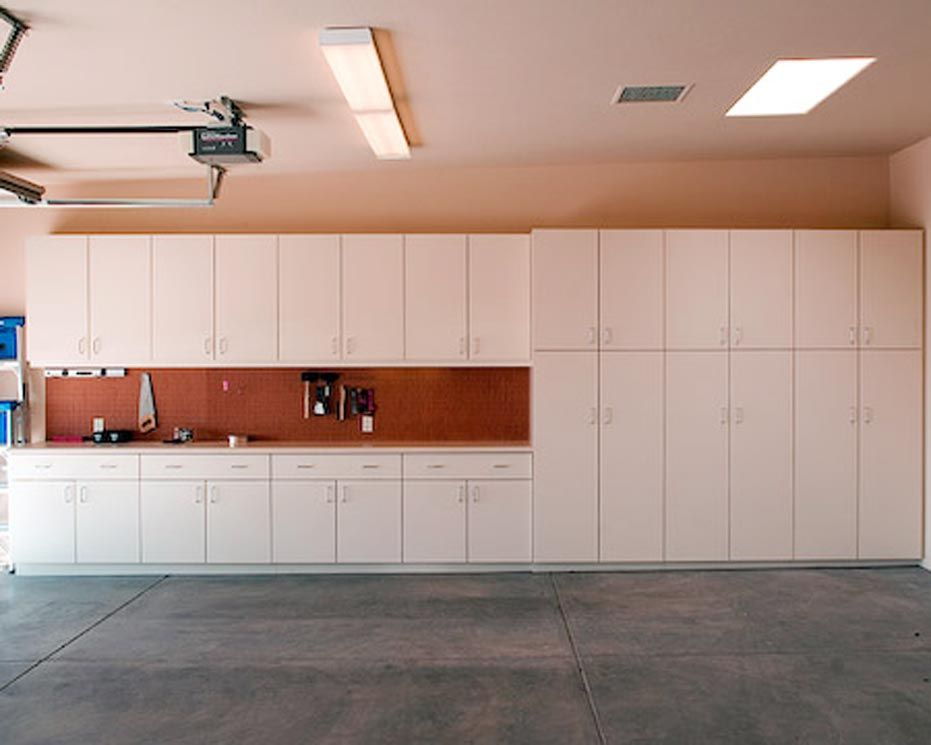 Laundry Room Hanging Ideas Cabinets